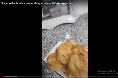 3 Yufka ile palamut böreği tarifi