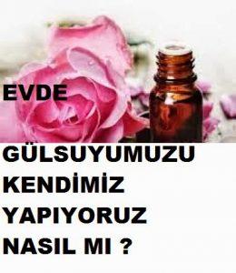 Read more about the article Evde gül suyu nasıl yapılır