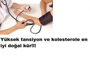 Read more about the article Yüksek tansiyon için  iyi doğal kür